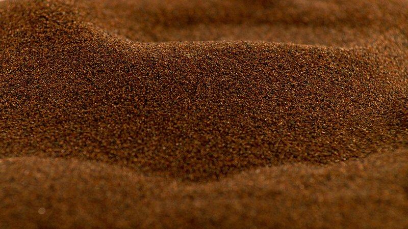 premium garnet abrasive sand