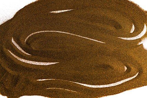 standard garnet abrasive sand