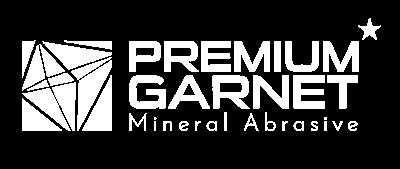 premium garnet abrasive logo