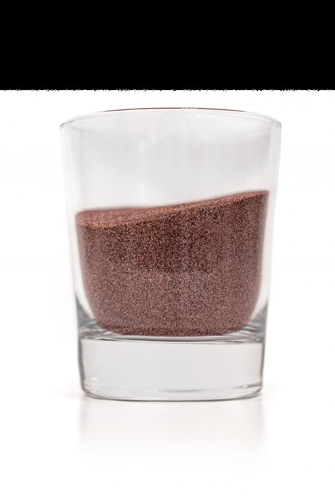 alluvial garnet abrasive sand